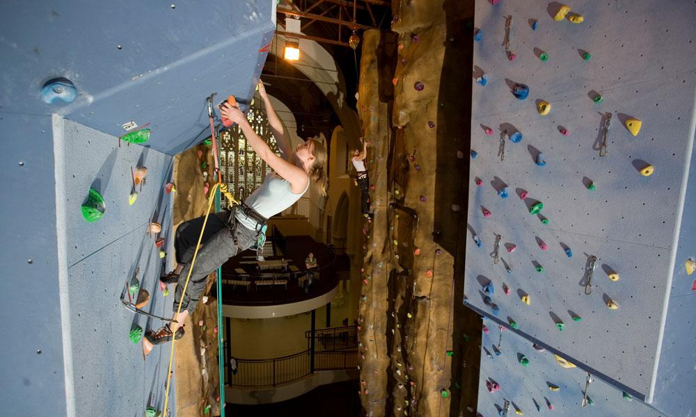 Climbing Qualifications