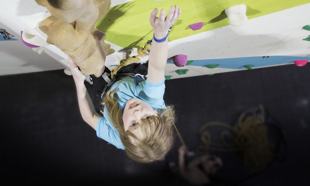 Newcastle Climbing Centre Kids Clubs Feature Image 1