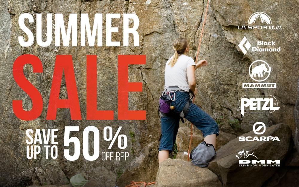 Summer Gear Sale